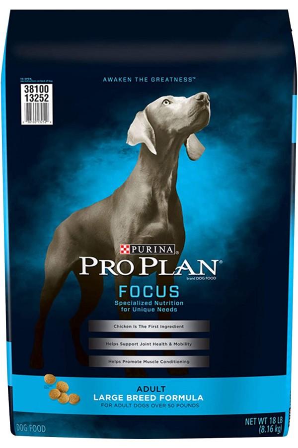 Purina Pro Plan Adult Dry Dog Food & Wet Dog Food (18 Pounds)