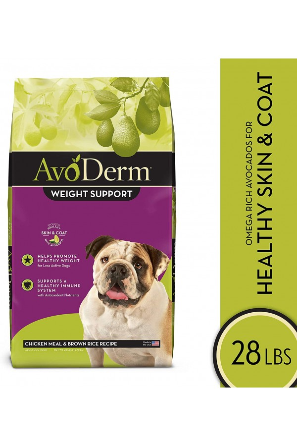 Avoderm Natural Weight Control Dry Dog Food