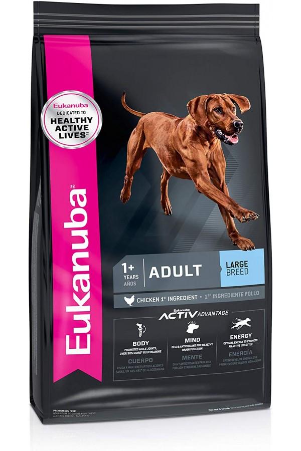 Eukanuba Adult Dry Dog Food Chicken - Large Breed