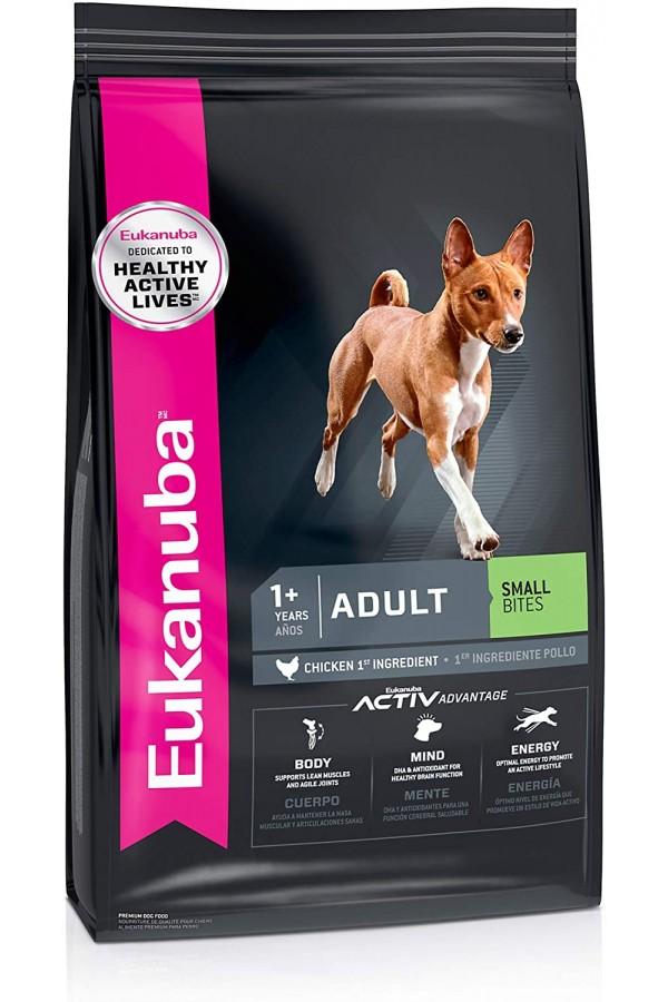 Eukanuba Adult Small Bites Dry Dog Food