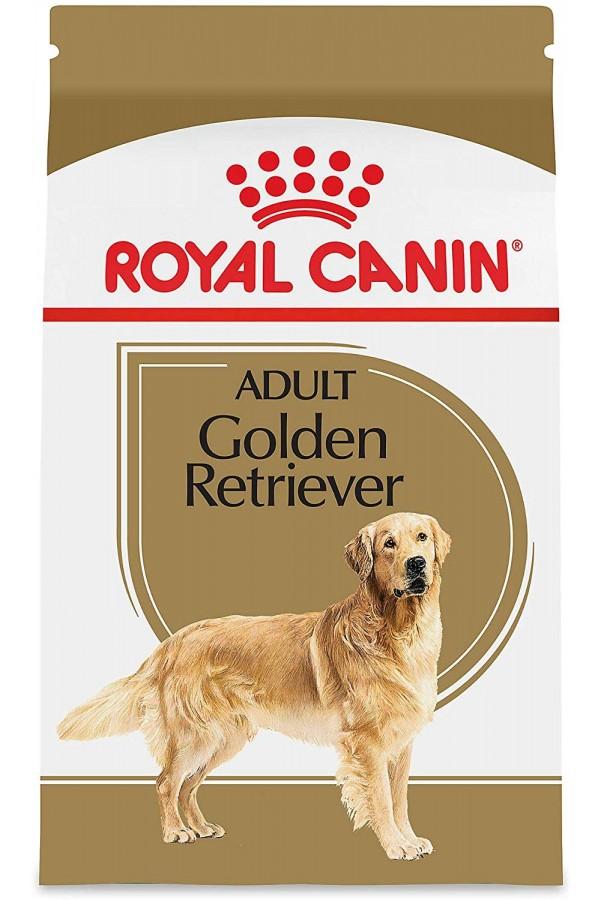 Royal Canin Golden Retriever Dry Dog Food, 30-Pound Bag