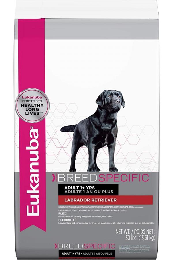 Eukanuba Breed Specific Labrador Retriever Dry Dog Food