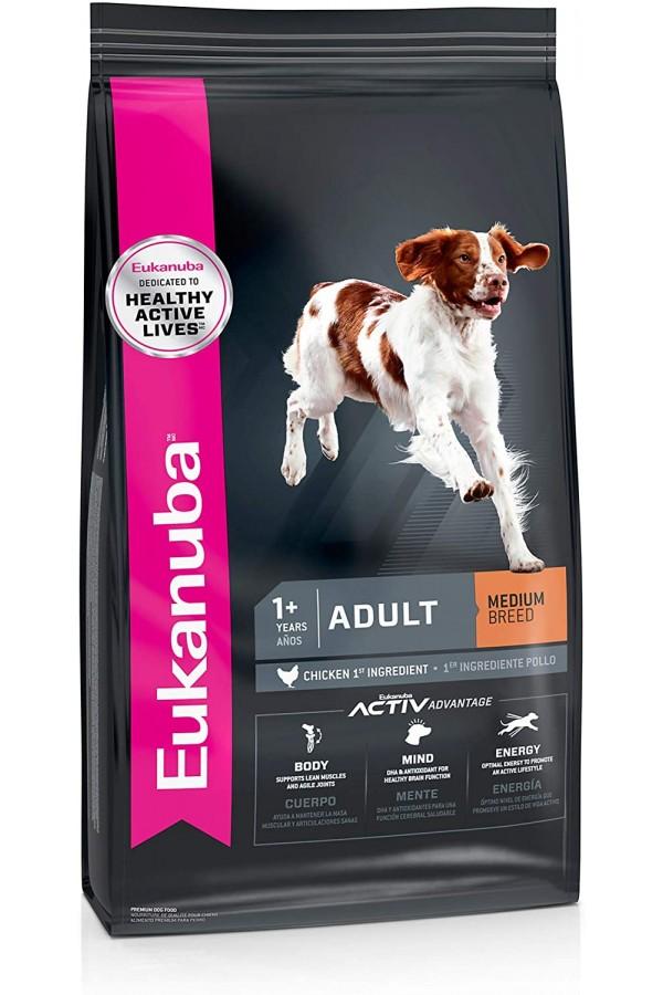 Eukanuba Adult Medium Breed Dry Dog Food