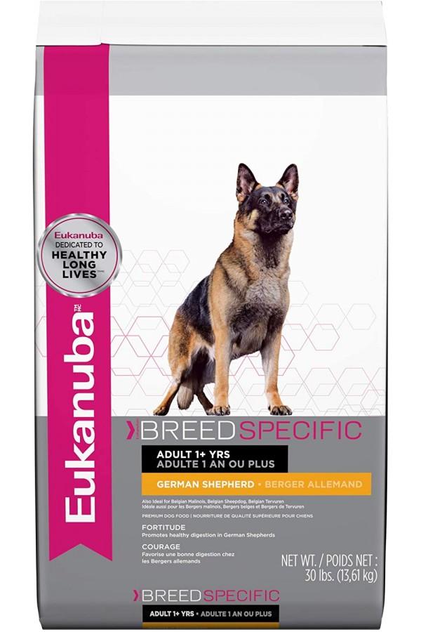 Eukanuba Breed Specific German Shepherd Dry Dog Food