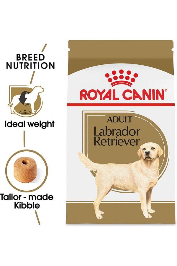Royal Canin Labrador Retriever Dry Dog Food, 30-Pound Bag