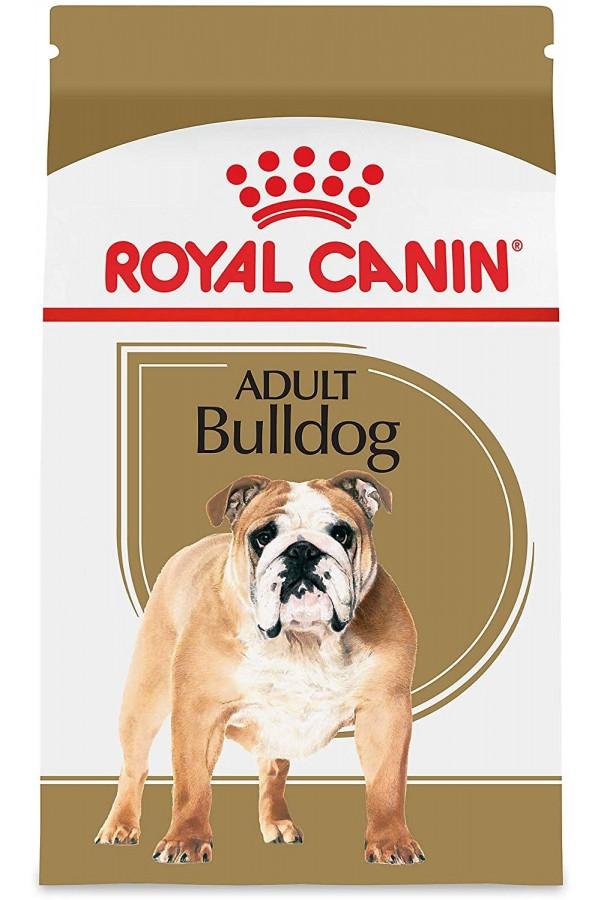 Royal Canin Adult Bulldog Dry Dog Food, 30-Pound Bag
