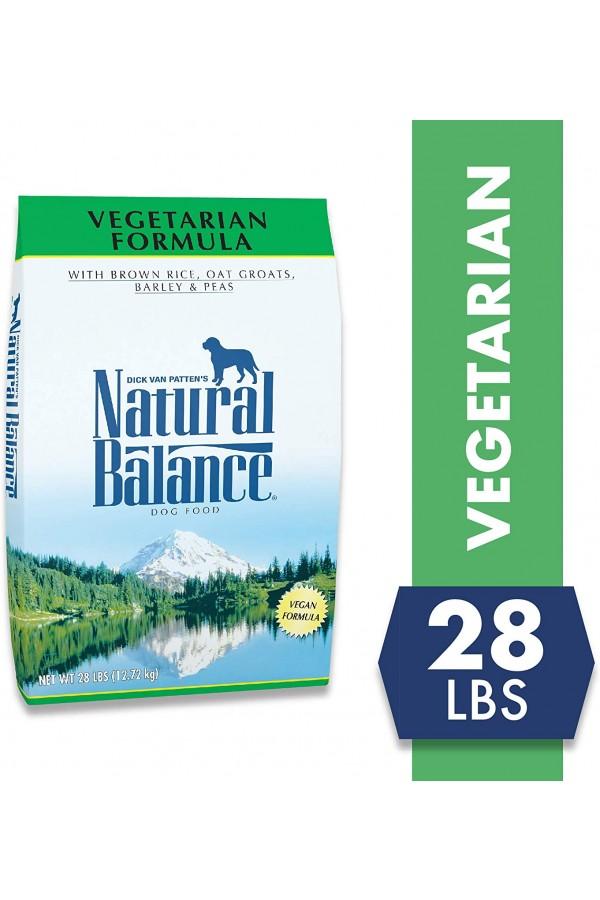 Natural Balance Vegetarian Formula Dog Food (28 pounds)