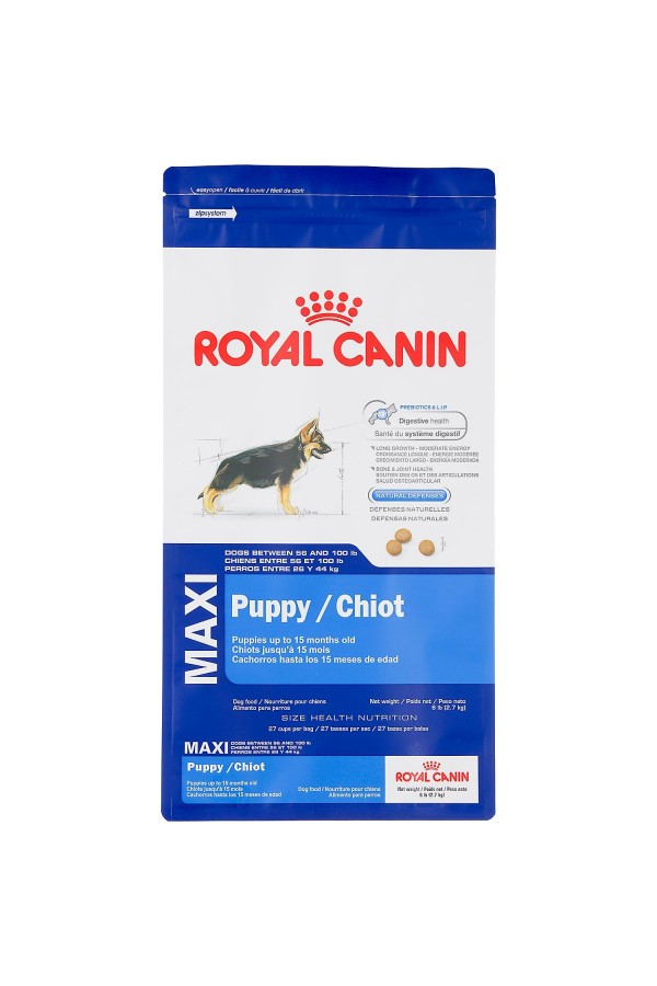 Royal Canin Maxi Puppy Dog Food, 35-Pound