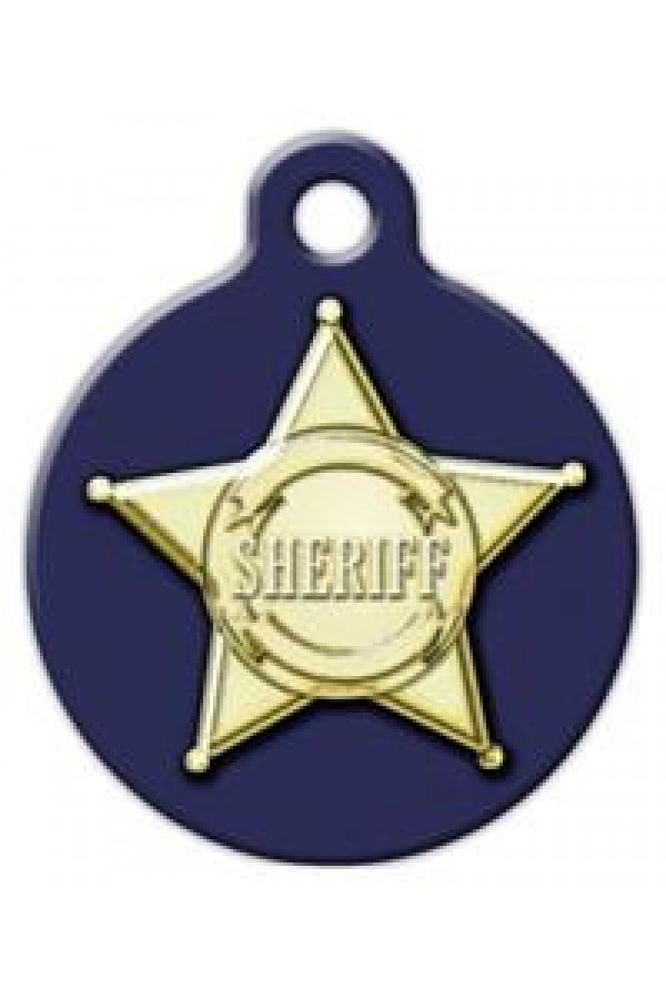 Pet Tag ART (Sheriff)