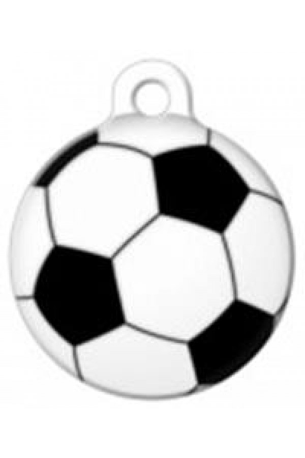 Pet Tag ART (Soccer)