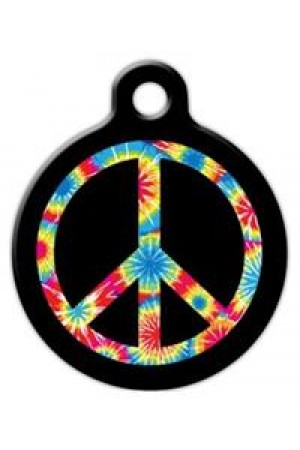 Pet Tag ART (Peace)