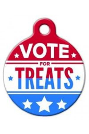 Pet Tag ART (Vote Treats)