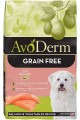 AvoDerm Natural All Life Stages Dry & Wet Dog Food, Grain Free, Salmon & Vegetables Recipe