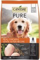 CANIDAE PURE Real Chicken, Limited Ingredient, Grain Free Premium Dry Dog Food