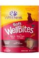Wellness Grain-Free Natural Wellbites Soft Dog Treats (Beef & Turkey Recipe)