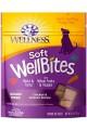 Wellness Grain-Free Natural Wellbites Soft Dog Treats (Chicken & Venison Recipe)
