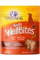 Wellness Grain-Free Natural Wellbites Soft Dog Treats (Turkey & Duck)
