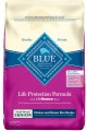 Blue Buffalo Life Protection Formula Small Breed Senior Dog Food – Natural Dry Dog Food for Senior Dogs – Chicken and Brown Rice