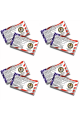 Service Dog Cards, 250 Double Sided ADA Info Cards explain your legal rights by CNATTAGS